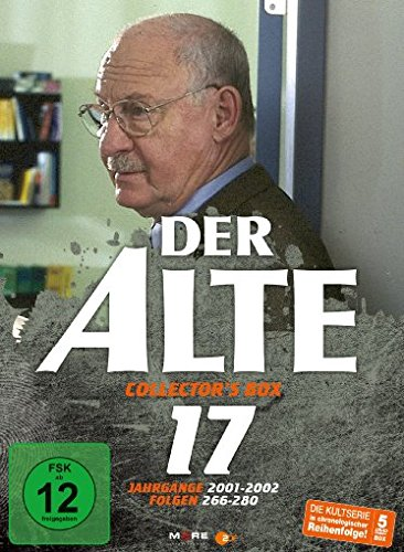 Collector's Box Vol.17, Folge 266-280 (5 DVDs)