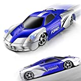 Remote Control Car, Rc Climbing Car Toys Dual Mode 360°Rotating Gravity Defying Rc Car Rechargeable Toy Cars for Wall with Led Lights Birthday & Christmas Gifts for 3 4 5 6 7 8-16 Years Old