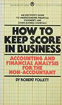 Mass Market Paperback How to Keep Score in Business Book