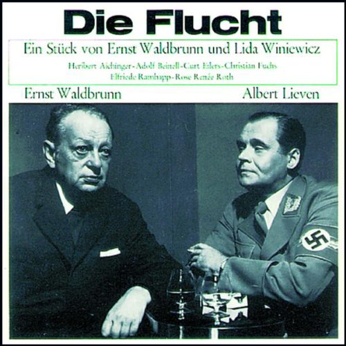 Die Flucht audiobook cover art