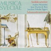 MUSICA SVECIAE MSCD 425 STRING QUARTETS (Swedish String Quartets)