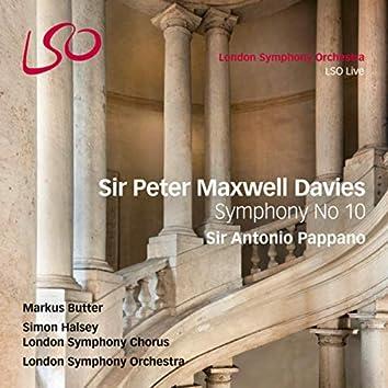 Sir Peter Maxwell Davies: Symphony No. 10