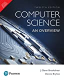 Computer Science: An Overview | Twelfth Edition | By Pearson