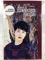 TradePlace ソン ジュンギ Song Joong Ki グッズ / フォト メッセージカード 30枚セット - Photo Message Card 30pcs 韓流 K-POP 韓国製