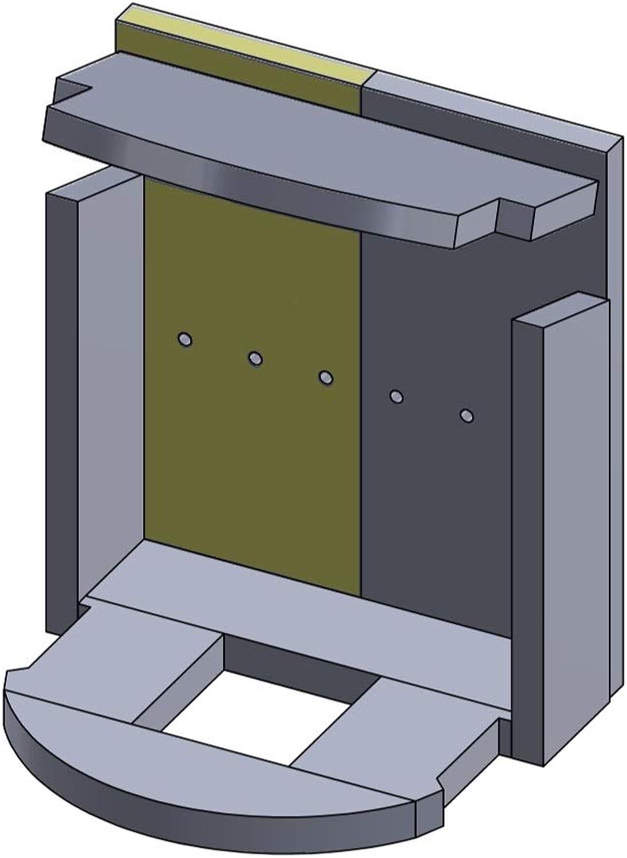 barato y de alta calidad Flamado - - - Piedra de Parojo Trasera Izquierda (450 x 195 x 25 mm)  mejor calidad