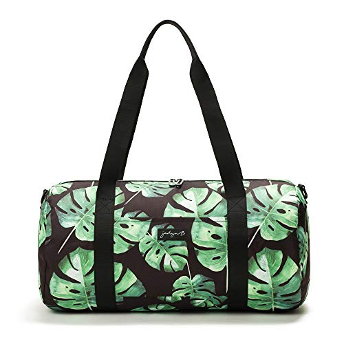 Jadyn B Barrel Duffel - 31L Duffel Bag (Tropical Black)