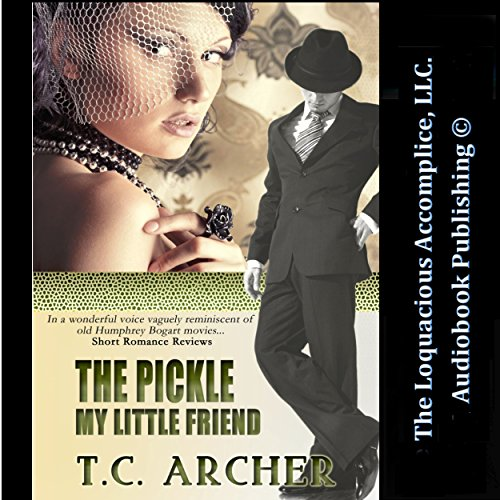 The Pickle My Little Friend cover art