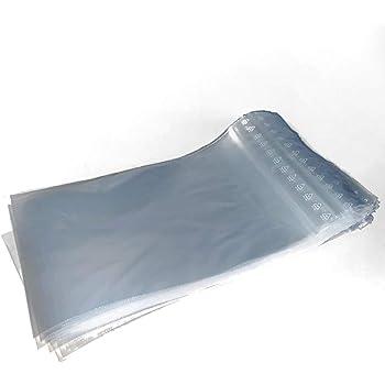 Lot de 500 sachets zip 40 x 60 mm 4 x 6 cm 5 /μ avec fermeture /à pression Baggies refermables