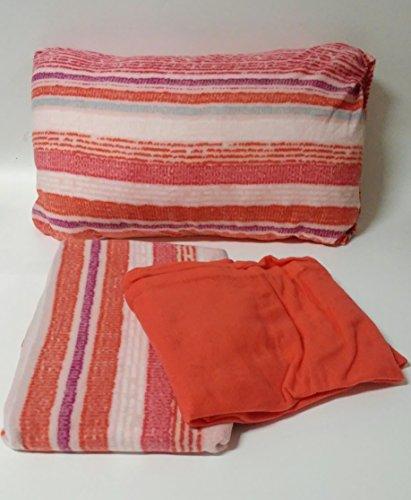 Corredocasa Set Completo Lenzuola in Pile Singolo (Colore e Fantasia da Scegliere con Una Mail)