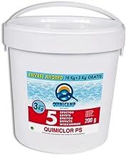 Quimicamp - Bidon cloro 5e 200gr/13kg