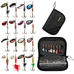 PLUSINNO Fishing Lures For Bass