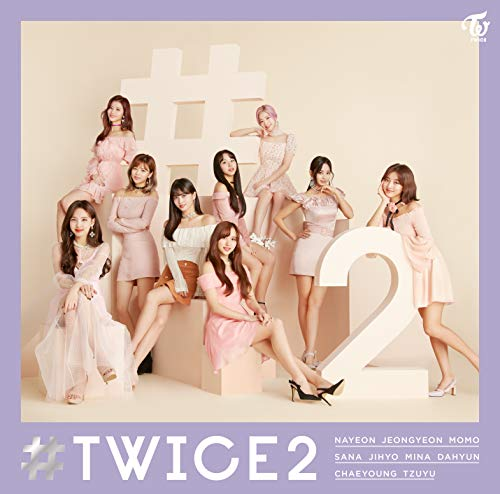 [Single]Dance The Night Away -Japanese ver.- – TWICE[FLAC + MP3]