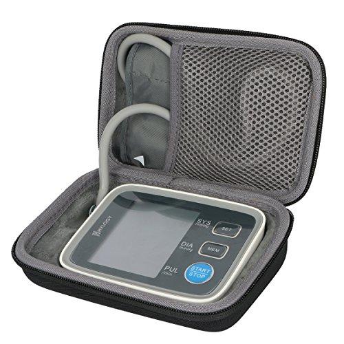 co2CREA Tasche für HYLOGY Digital vollautomatisch Professionelle Oberarm Blutdruckmessgerät (Nur Tasche, Blutdruckmessgerät nicht enthalten)