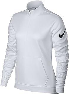 4a78f8075e Nike Women s Therma 1 2-Zip Golf Top