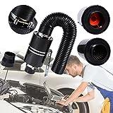 3'Luftfilter-Kasten-Kohlenstoff-Faser-kaltes Luft-Einlass-System für die meisten Autos