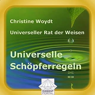 Universelle Schöpferregeln. Universeller Rat der Weisen Titelbild