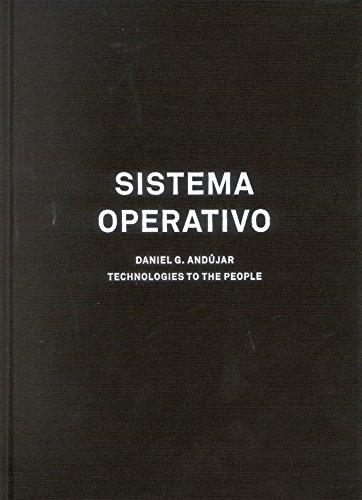 Sistema Operativo. Daniel G. Andújar: Technologies to the people