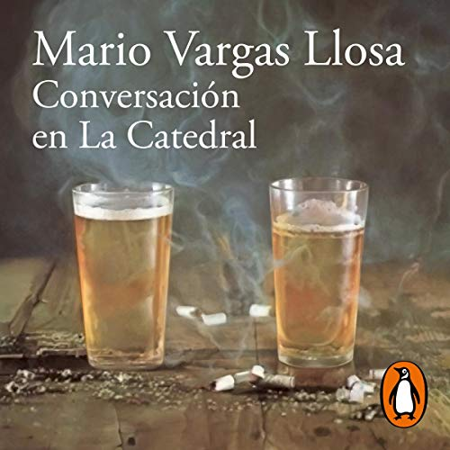 Conversación en La Catedral [Conversation in the Cathedral]  By  cover art