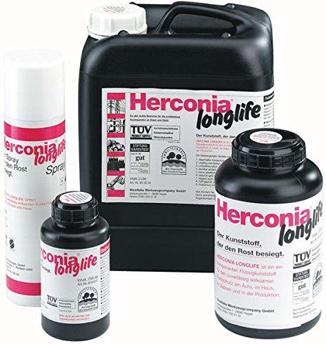 Herconia Longlife Spray 400 ml - Die zuverlässige Rostschutzfarbe