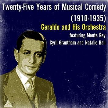 Twenty-Five Years of Musical Comedy (1910-1935)