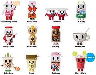 Tokidoki Moofia Breakfast Friends Mini-Figures 4-Pack