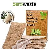 Luffa Schwämme küche Bio Natur Organic Luffa Wash Schwamm entfernen Dead Skin Seife Multi-Funktion...