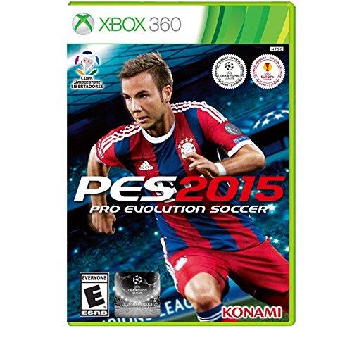 Pro Evolution Soccer (pes) 2015 - Xbox 360