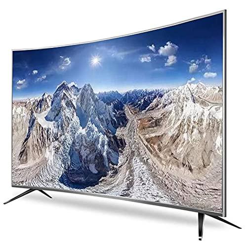 Smart TV TV TV LCD TV de Pantalla Curva WiFi Internet TV TV con Control Remoto por Voz 30 Pulgadas 32 Pulgadas