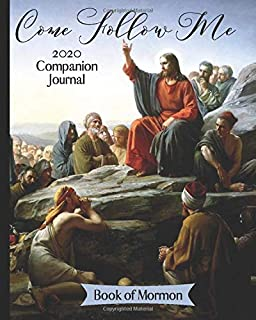 Come Follow Me 2020 Companion Journal Book of Mormon
