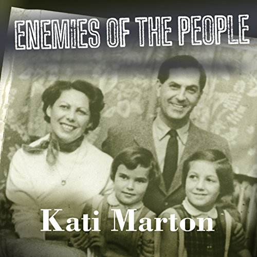Enemies of the People audiobook cover art