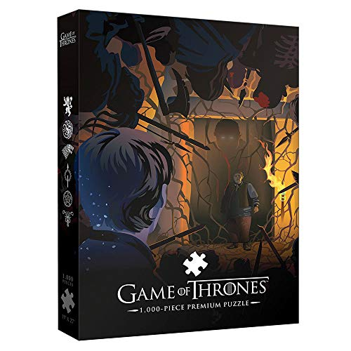 USAopoly Game of Thrones Premium Puzzle Hold The Door Puzzles