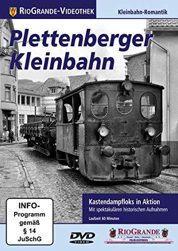 Plettenberger Kleinbahn - Kastendampfloks in Aktion