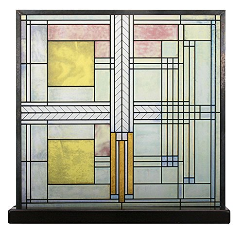 Check Price Frank Lloyd Wright Willits House Stained Glass