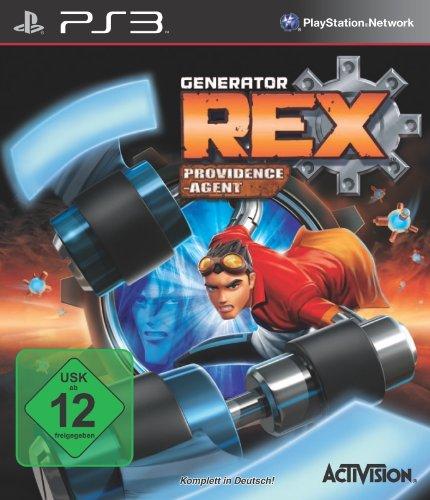 Generator Rex - Providence Agent [Importación alemana]