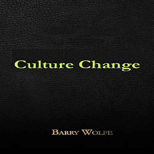 Culture Change audiobook cover art