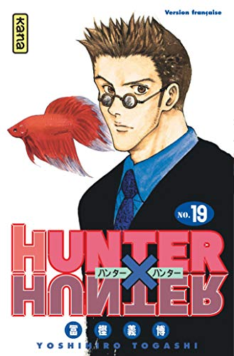 Hunter X Hunter, tome 19