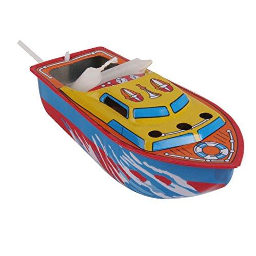 Giocattolo Galleggiante Della Barca Di Schiocco Di Pop