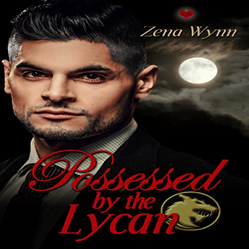 Possessed by the Lycan audiobook cover art
