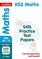 KS2 Maths SATs Practice Test Papers: For the 2020 Tests (Collins KS2 SATs Practice)