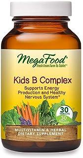 MEGAFOOD Kid's B Complex, 30 CT