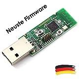 CC2531 ZigBee USB-Stick zigbee2mqtt ioBroker FHEM HUE IKEA mit Firmware