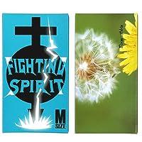 山下ラテックス パーマスキン 12個入 + FIGHTING SPIRIT (ファイティングスピリット) コンドーム Mサイズ 12個入