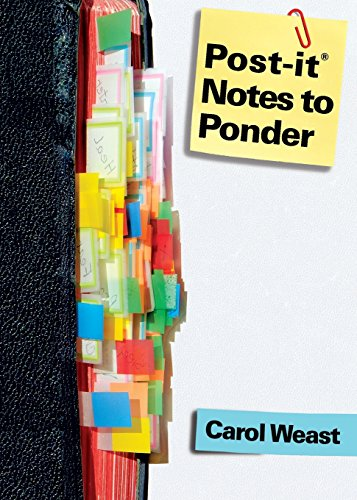 Post-It Notes to Ponder