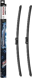 comprar comparacion Escobilla limpiaparabrisas Bosch Aerotwin A099S, Longitud: 650mm/650mm – 1 juego para el parabrisas (frontal)