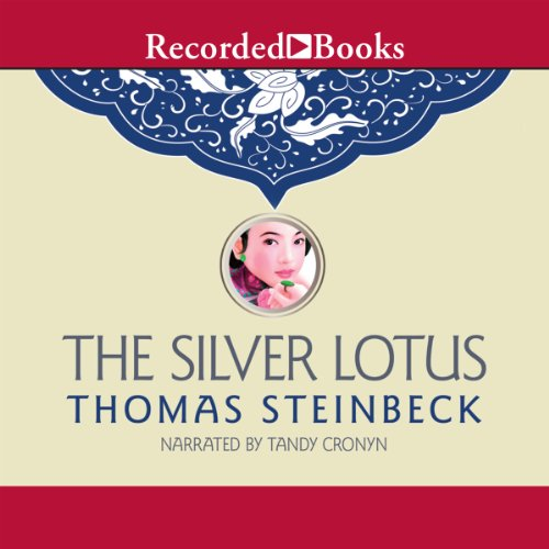The Silver Lotus audiobook cover art