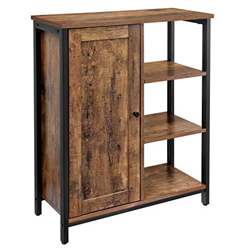 Vasagle Daintree 3-Shelf Floor Standing Cabinet  $66 at Amazon