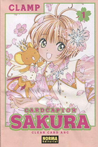 CARD CAPTOR SAKURA CLEAR CARD ARC 01