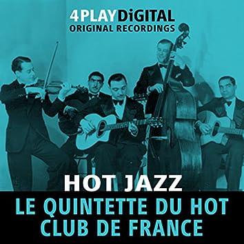 Hot Jazz - 4 Track EP