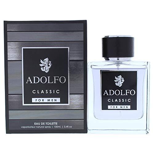 Adolfo Adolfo Classic By Adolfo for Men - 3.4 Oz Edt Spray, 3.4 Oz