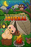 Big Adventures of Tiny Dick JOURNAL: TD Goes Camping 100 Pages
